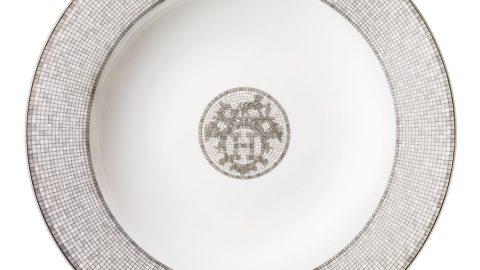 Mosaique Au 24 Round Deep Platter