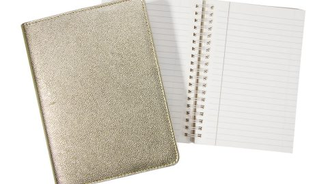 "7"" Wire-O Notebook"