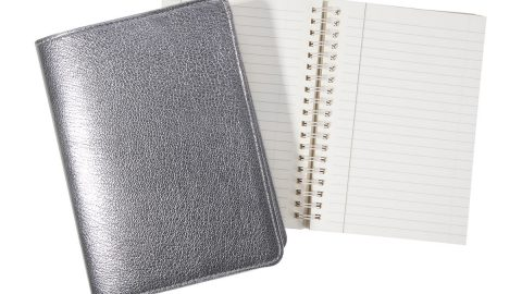 """7"""" Wire-O Notebook"""