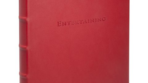 Entertaining Notebook