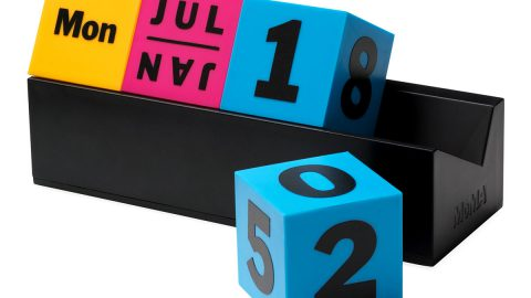 Cubes Calendar