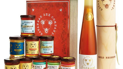 """""""Once Upon a Hive"""" Honey Fairy Tale Sampler"""