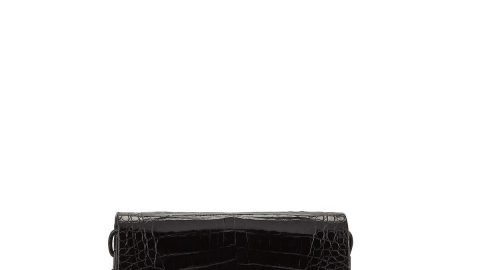 Eden XS Crocodile Crossbody Bag