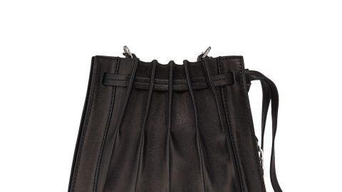 Florence Mini Pleated Tote Bag