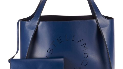 Alter East-West Perforated Tote Bag