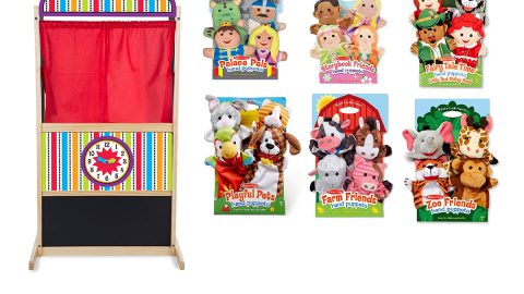 Let's Play Deluxe Puppet Theater