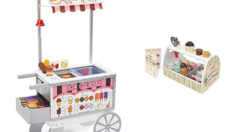 Let's Play Snacks & Sweets Cart
