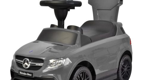 Mercedes 3-in-1 Push Car Toy