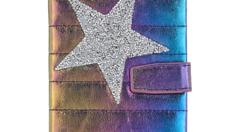 Girls' Galaxy Crystal Star Notebook