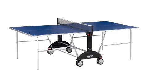 Competition 3.0 Indoor Table Tennis Table with 2 Player Set