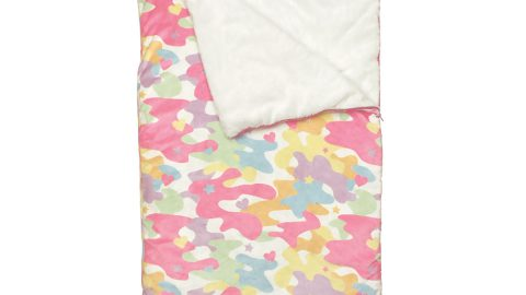 Rainbow Camo Sleeping Bag