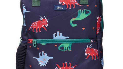 Kid's Dinosaur Print Backpack