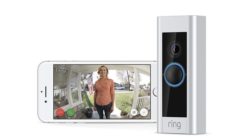 Prime Day Deals - Ring Video Doorbell Pro