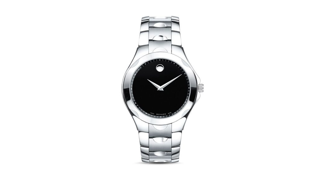 Purchase Movado Luno Watch On Bloomingdale's Father's Day Sale Through Lemoney