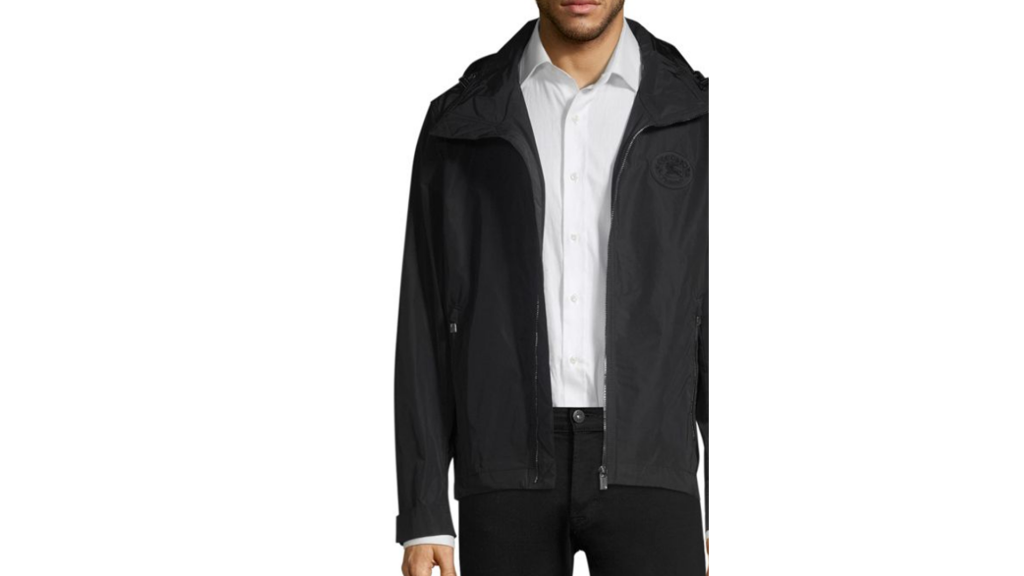 Burberry Packaway Hood Blouson On Saks Father's Day Sale Through Lemoney