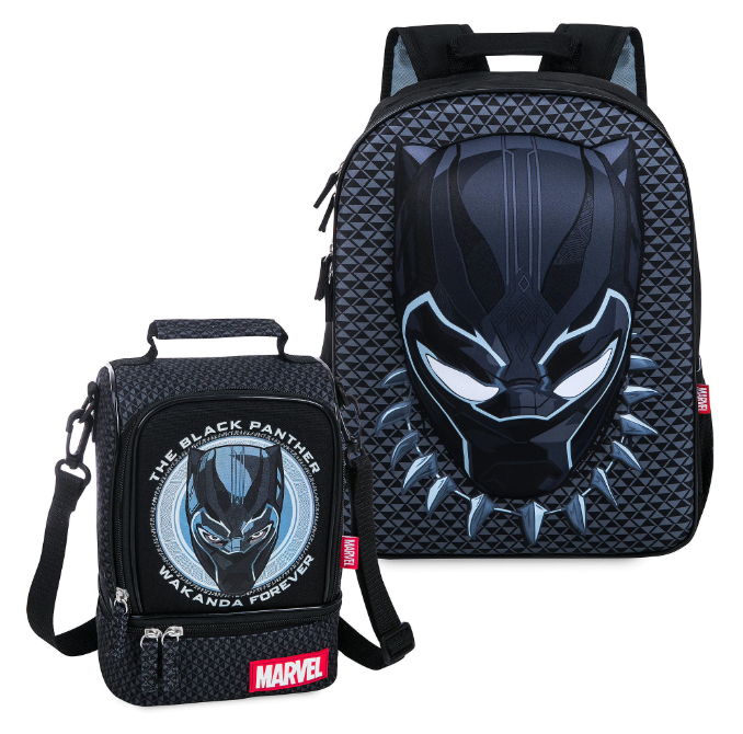 Disney Back to School Black Panther Collection