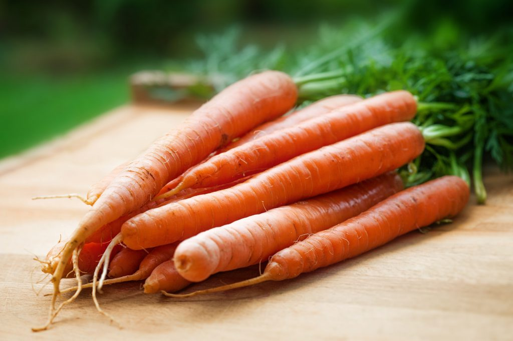 Carrots-Organic-Vegetables-And- Fruits