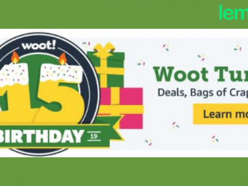 Woot! Turns 15 - Coupons and Deals