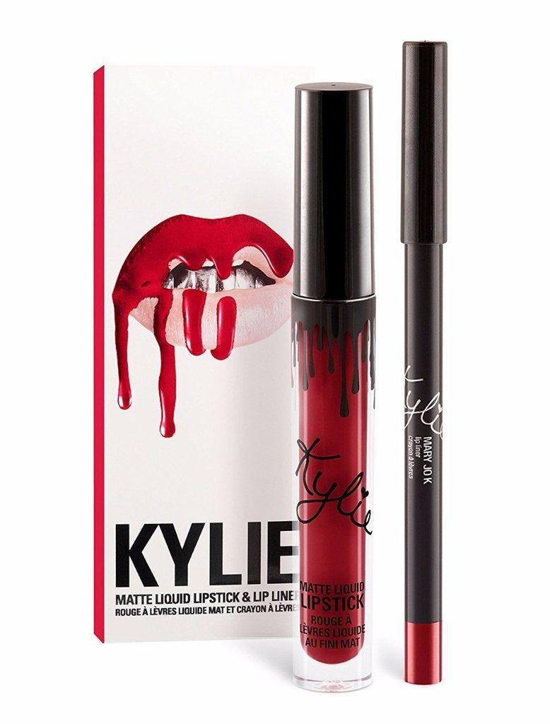 Amazing Lipsticks Kylie MaryJo Lip Kit