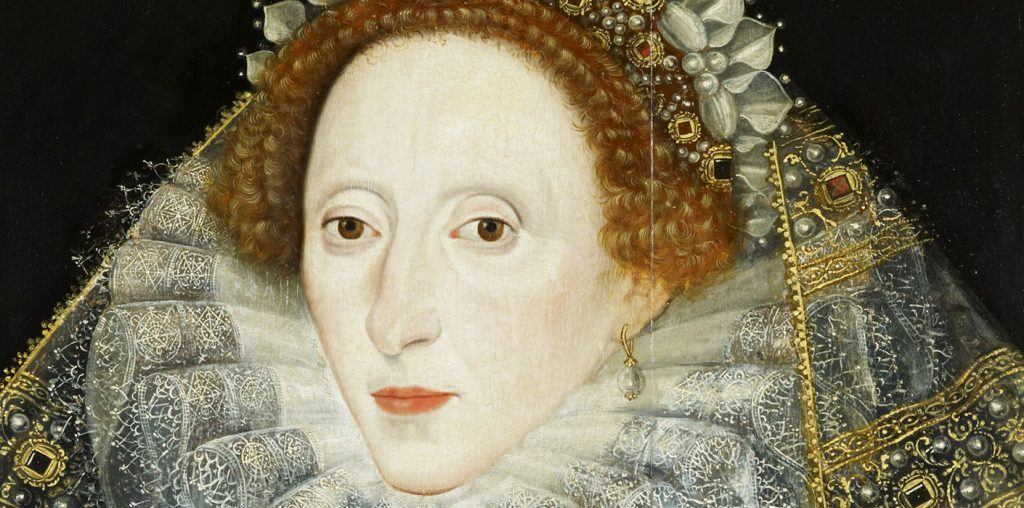 Lipstick Day - Queen Elizabeth 16th Century
