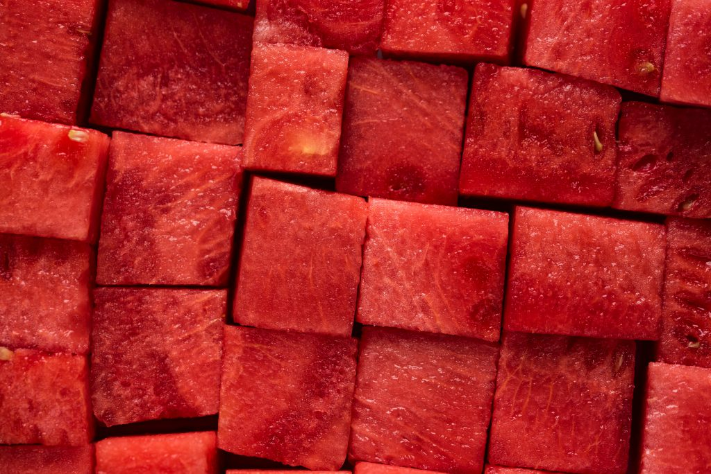 Summer-Food- Ideas-Tomatoes-And-Watermelon