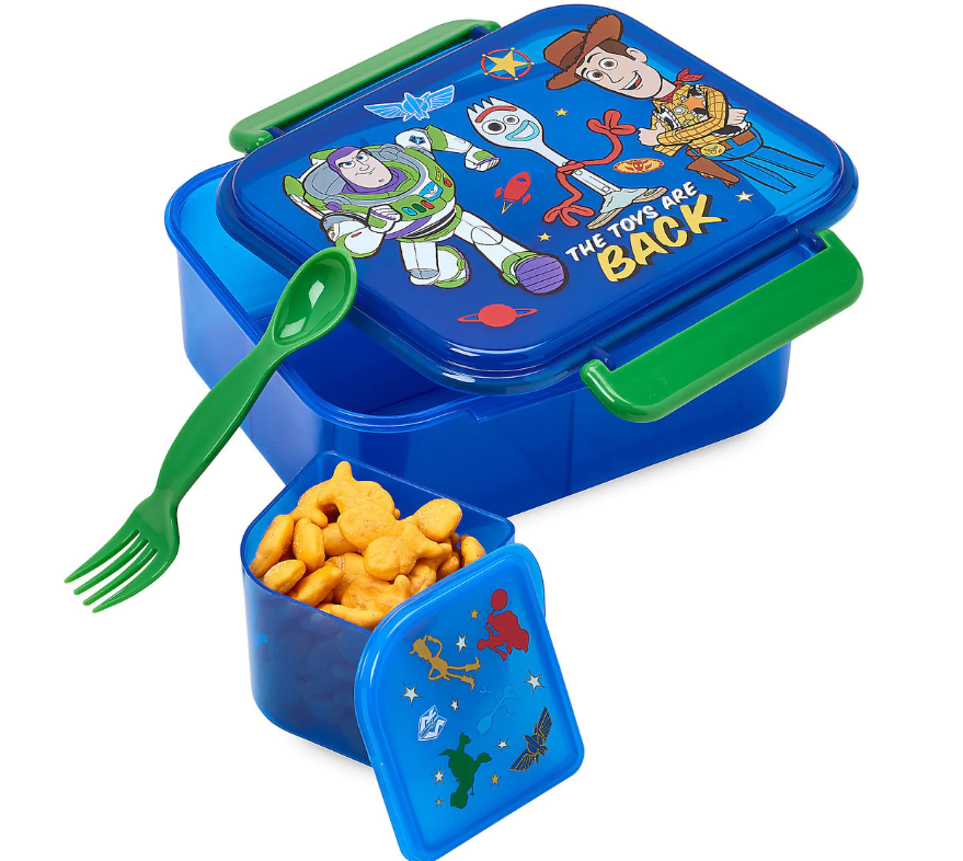 Disney Back to School - Toy Story 4 Food Storage Set