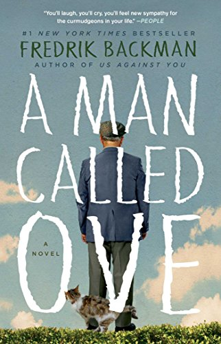 Amazon Prime Day Books A Man Called Ove Cover