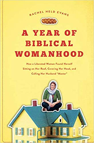 Amazon Prime Day Books A Year of Biblical Womanhood Cover