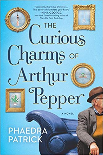 The Curious Charms o Arthur Pepper Book Cover