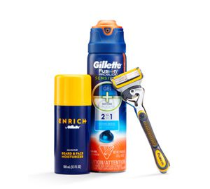 Experience Gillette on Demand Today and Receive $3 OFF Your First Order