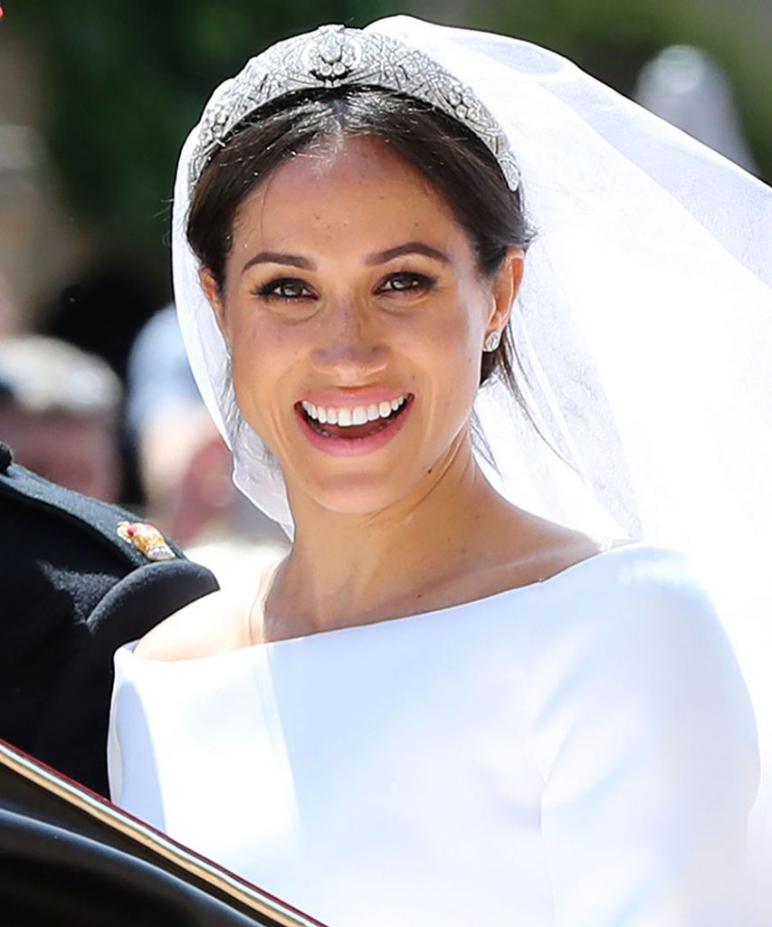 Wedding Makeup Ideas Meghan Markle Picture