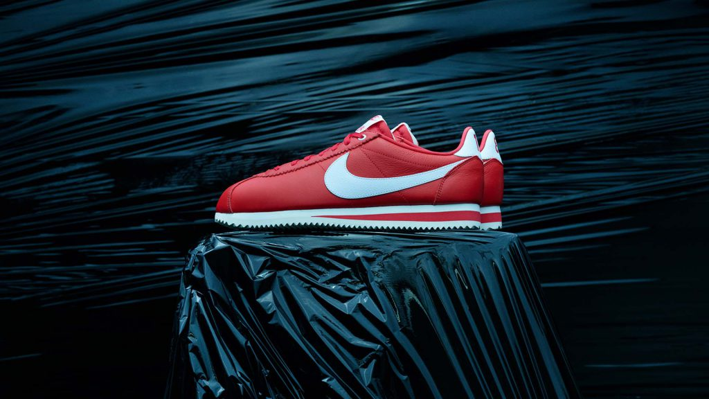 Nike And Stranger Things Cortez Shoes
