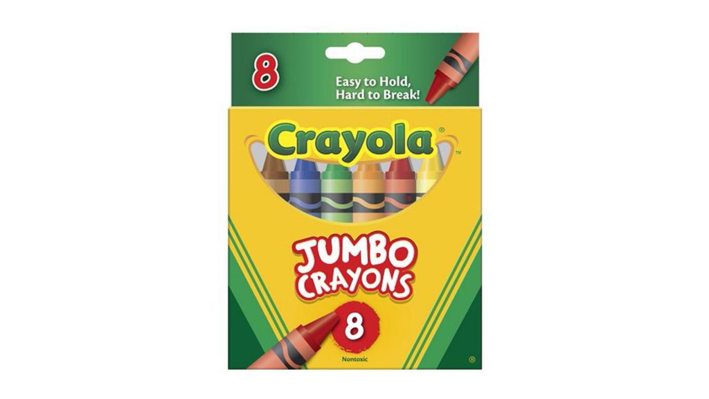 Walmart Back to School Sale - Crayola Jumbo Crayon