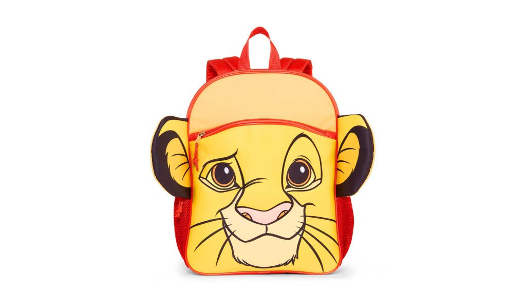 Walmart Back to School Sale - Lion King Backpack