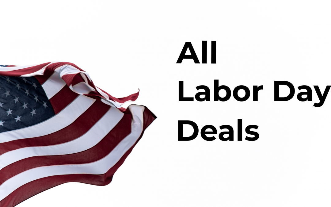 All Labor Day Sales 2019: Walmart, Macy's, Adidas, Neiman Marcus and more!