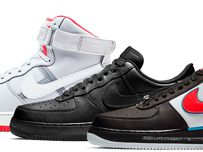 Air Force 1 Shoes by Nike
