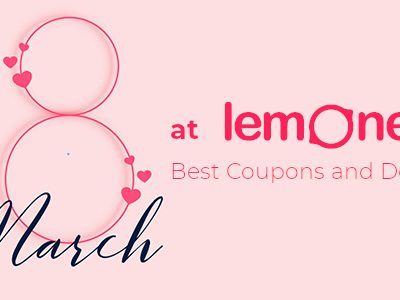 Womens Month Day Coupons and Deals by Lemoney