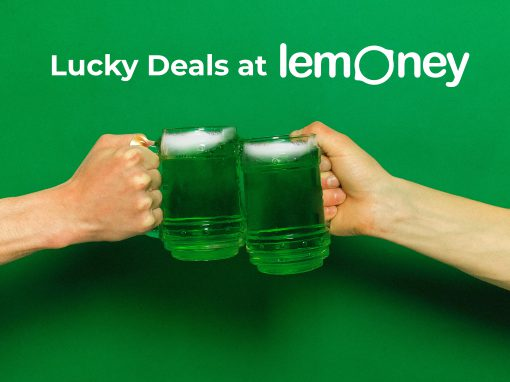 St. Patrick's Day  Coupons and Deals by Lemoney