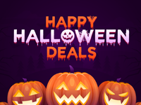 Halloween Deals-and Coupons
