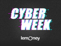 Cyber Week Deals-and Coupons