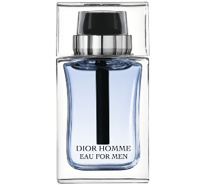 Choose your free Dior men's deluxe mini with any large spray purchase from the Dior men's fragrance collection