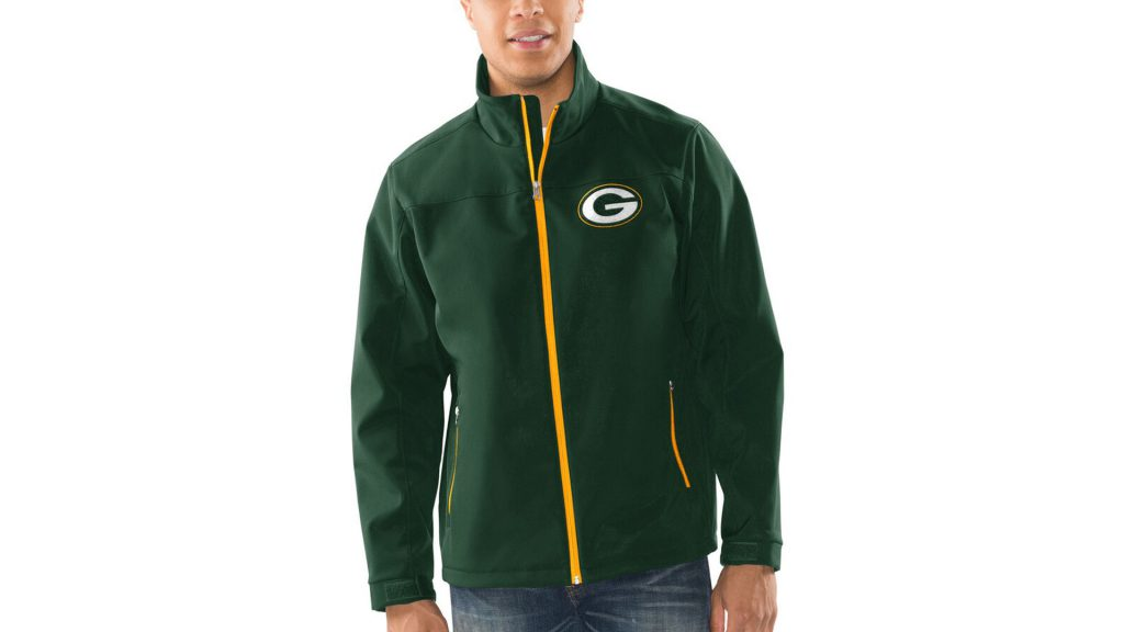 Buy Super Bowl Items With UP TO 60% OFF And Have NFL Cash Back - Green Bay Packers Zip Jacket