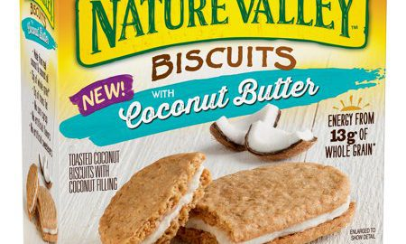 Nature Valley Biscuits with Coconut Butter 5-1.35 oz. Box
