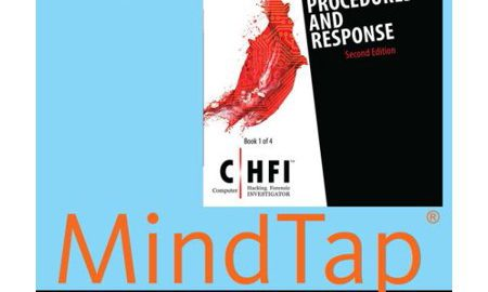 Computer Forensics + Mindtap Information Security, 1 Term - 6 Months Access Card