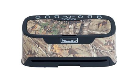 Magic Chef Vacuum Sealer with Bag Cutter, Realtree Xtra Camo