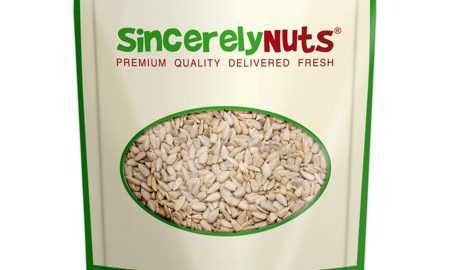 Sincerely Nuts Organic Sunflower Seeds, Raw, No Shell, 1 Lb