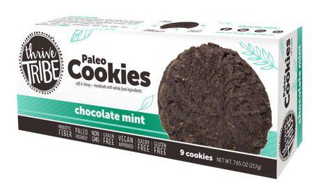Thrive Tribe Chocolate Mint Cookies - .85 oz