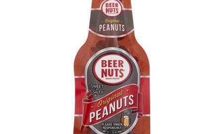 BEER NUTS Original Peanut Beer Bottle Bag