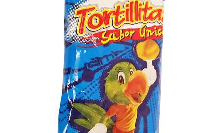 Tortilla Senorial Family Pack Snack 3.5 oz - Chips Paquete Familiar (Pack of 24)