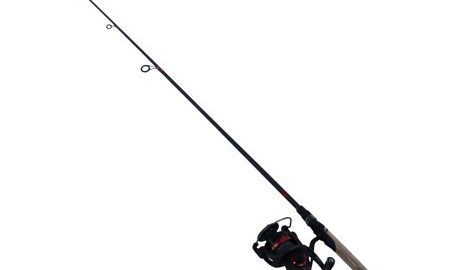 Zebco / Quantum Throttle Spinning Combo Size 40, 5.3:1 Gear Ratio, 11 Bearings, 7' 1pc Rod, Medium/Heavy Power